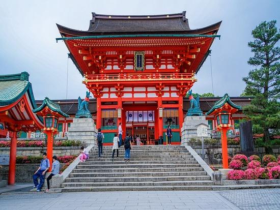 kdy jet na dovolenou do Japonska