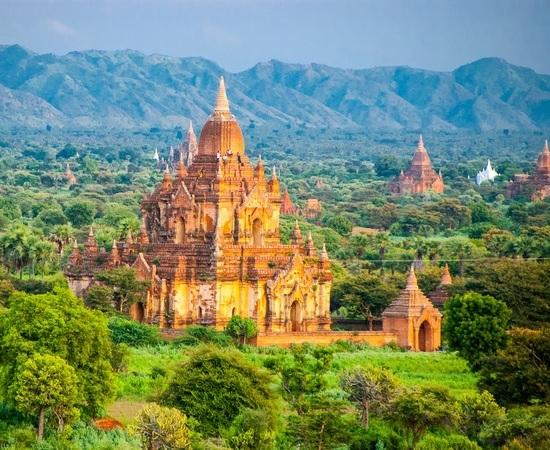 Kdy jet na dovolenou na Barmu