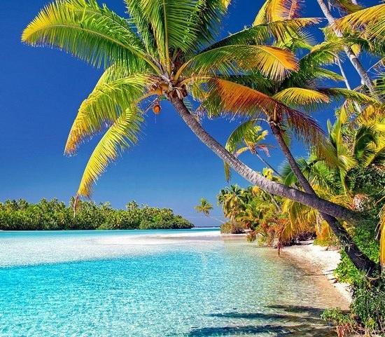 dovolená Cookovy ostrovy - kdy tam jet na dovolenou