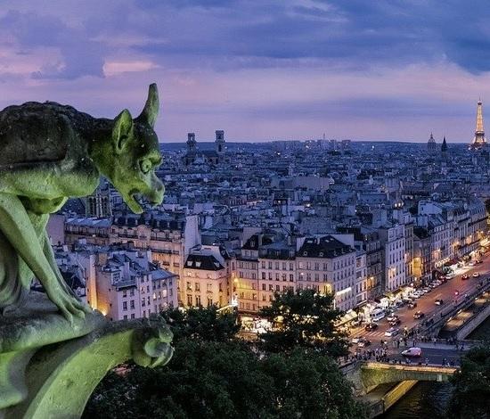 Kam jet na dovolenou do Francie