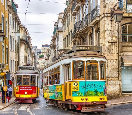 Kdy a kam jet na dovolenou do Portugalska