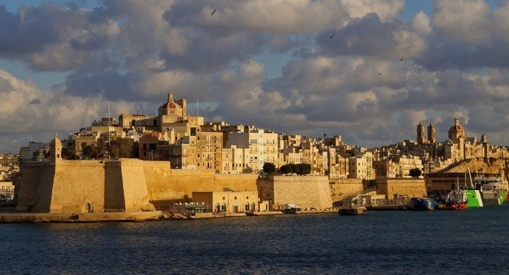 Dovolená Malta 2020