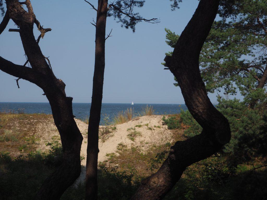 Usedom - dovolená na Baltu
